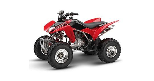 Honda 250ex ATV