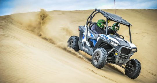 Renting an ATV at Pismo Beach